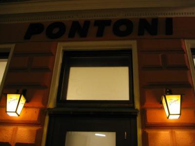 Gasthaus Pontoni